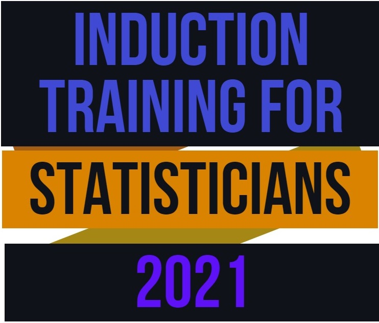 Induction Training For Statisticians - 2021